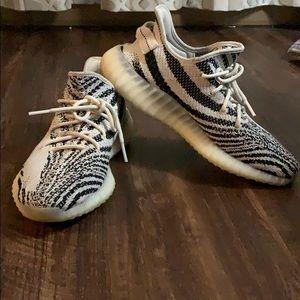 "Yeezy Boost 350 ""Zebra"""